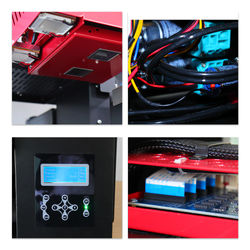 Automatic UV Printer A3 Flatbed Printer With Varnish Effect With 2pcs XP600 Print Head For Phone Case Bottle Acrylic Glass TPU