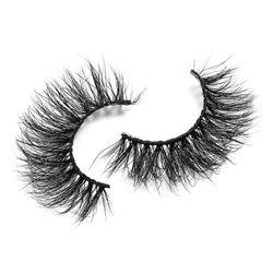 3D Mink Eyelashes Natural False Lashes Wispy Fluffy Lash Handmade Fake Eye Luxury Makeup Beauty Eyelash Extension