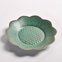 Creative Japanese Earthenware Tea Manual Vintage Coasters Dehua Ceramic Kung Fu Tea Insulation Mat Saucer Tea Set Siteel
