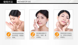 Amino Acid Milk Facial Cleanser Deep Cleansing Moisturizing Whitening Anti-Spot Marks Face Washing Remove Blackhead Cleaner 100g