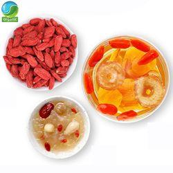 Lycium Chinensis,Chinese Wolfberry,Medlar,Goji,Goji Berry or Wolfberry,Matrimony Vine;Good for Liver and Eyes Dried Goji Berries