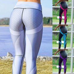 Yoga Pants Women Push Up Professional Running Fitness Gym Sport Leggings Tight Trouser Pencil Leggins Sport femme