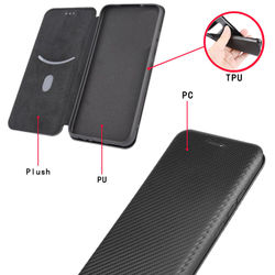 """Magnetic Flip Case For Huawei Honor 30 Pro Case 6.57"""" Wallet Book Cover For Huawei Honor 30 Pro Cover Phone Bag Cell Shell"""