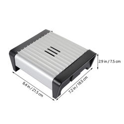 1pc Dinner Heating Stove Furnace Candle Heating Furnace Main Course Heater for Restaurant Hotel Party Home