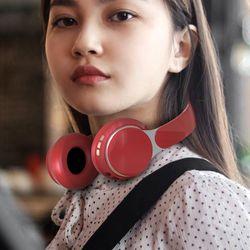 Wireless Headphones Bluetooth Earphone 5.0 Gaming Headset Foldable Stereo Adjustable Earphones With Mic For Phone Xiaomi Huawei