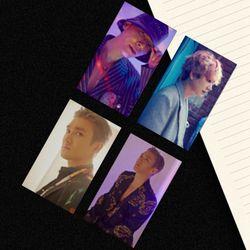 30Pcs/Set KPOP SUPER JUNIOR SJ Time_Sli Album Mini LOMO Cards K-POP Self Made Poster Paper Photo Card For Fans Gifts Collection