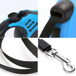 3m/5m Durable Dog Leash Can Automatically Retractable Pet Leash Small And Medium Cats And Dogs Leash Practical Pet Supplies