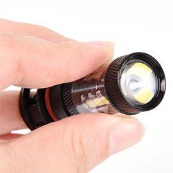 2pcs/lot 144 SMD H16 PSX24W High Power Vehicle Car Fog Light Driving Light Lamp DRL For DC 12 Volts