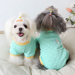 Dog Clothes Air Cotton Horse Cat Dog Jumpsuit Jacket Coat PET Clothing For Dogs Winter Products Puppy Chihuahua
