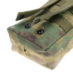 600D Nylon Tactical Bag Outdoor Molle Military Waist Fanny Pack Mobile Phone Pouch Belt Waist Bag EDC Gear Bag Gadget
