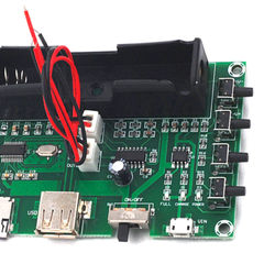 Power Amplifier Board XH-A150 Lithium Battery Bluetooth Digital 10W Power DIY Small Speaker Rechargeable