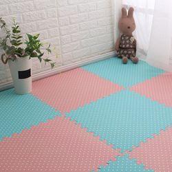 16 Pcs EVA Foam Puzzle Mats Kids Floor Mat Children Carpet Baby Play Mat Baby Gym Mats Crawling Mats 30X30cm