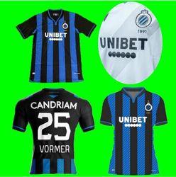 Size S-XXL 2020 Club Brugge KV soccer Jerseys 20 21 home VANAKEN OKEREKE fashioner Bruges football shirts