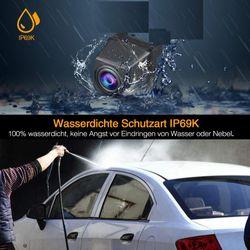 HD 720p Rear view camera with LED for BUICK GL8 GL6 2017 2018 Reversing Backup Camera Night vision camera Waterproof camera