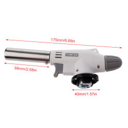 Welding Gas Burner Flame Gas Torch Flame Gun Blowtorch Cooking Soldering Butane AutoIgnition gas-Burner Lighter Heating