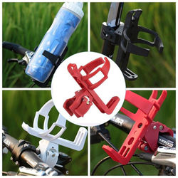 Bicycle Water Bottle Cage New Arrival Bike Cup Holder 360 Degree Rack Cage for MTB Stroller Motorcycle Cycling Accessories Parts