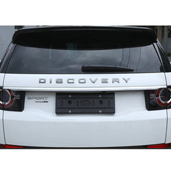 CHROME SIDE DOOR BODY MOLDING TRIM COVER LINE GARNISH PROTECTOR ACCESSORIES For Land Rover Discovery Sport ABS 2015-2019