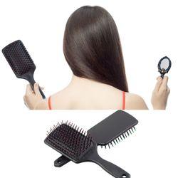 1pcs Hair brush Comb Tool Professional Paddle Cushion Hair Scalp Massage Brush Salon Styling Tamer Tool hairbrush Best selling