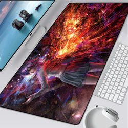 90x40cm Gamer Speed Mice Mouse Pad Large Rubber Mousepad Anime XXL Mouse Pad Keyboard Mats Notbook Computer Padmouse For Laptop