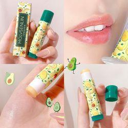 1Pcs Moisture Lip Balm Long lasting Fruit Flavor Temperature Change Color Red Lipstick Anti Aging Lipbalm Makeup Cosmetics