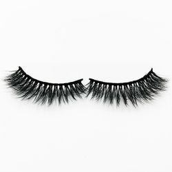 Factory Price 5DW42 5D Mink Hair Eyelashes Professional Natural 100% Handmade Full Strip Eyelashes Makeup Tools Customize Logo
