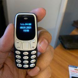 Super Small Mini Mobile Phone BM10 Dual Sim Card MP3 Player FM Low Radiation Unlocked Cellphone Magic Voice Change Bluetooth GSM
