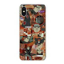 Hot Naruto Japanese Manga Phone Case Cover For Apple iphone 12 Mini 11 Pro XR X XS Max 7 8 6 6S Plus + 7G 6G 5 SE Pattern Coque