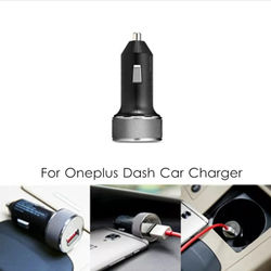 Original oneplus 6T Dash Charging Car Charger with 1m 1.5m Dash type-c Cable fast Quick charge For Oneplus 7 6T 6 5 3t 3