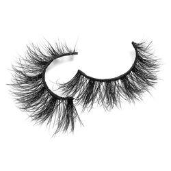 3D Mink Eyelashes Natural 100% Handmade Soft Fluffy False Eyelashes Beauty Makeup Fake Lashes