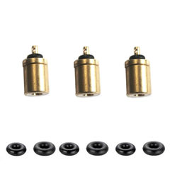 Gas Burner Adapter Outdoor Camping Gas Refill Adapter Cylinder Gas Tank Gas Burner Accessories Hiking Inflate Butane Canister