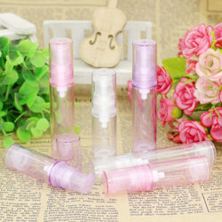 1Pcs 5/10ml Refillable Bottle 2 Colors Optional Portable Empty Plastic Bottle For Serums Creams Lotions Cosmetic Container