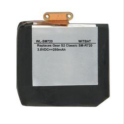 TTVXO for 250 mAh Smartwatch Samsung Gear S2 Classic SM-R720 Battery EB-BR720ABE