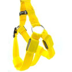 Pet products LED light-emitting dog chest strap small and medium-sized dog strap dog collar