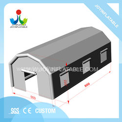 Temporary Air Tight Inflatable Midical Tent