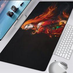Mouse Pad Dota2 Large Computer Gamer Gaming Locking Edge Mousepad 900x400mm XXL Keyboard Notbook PC Speed Desk Mice Mats Dota 2