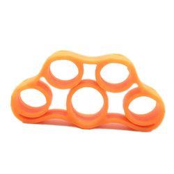5 Pcs/Set Hand Exerciser Finger Stretcher Grip Strength Wrist Exercises Fingers Trainer Gym BHD2