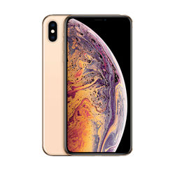 Genuine Original Apple iPhone XS Max 6.5 inch 4GB RAM 64/256GB ROM Smartphone Hexa Core IOS A12 Bionic NFC 4G LTE Cell Phone