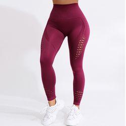 Women Sportswear Yoga Pants Sports Leggings Gym Fitness Leggings Running Pants With Bow High Waist Quick Dry