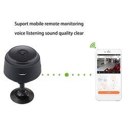 2021 New A9 Mini Wireless High Definition Camera 1080P WiFi Night Vision Monitor Camera