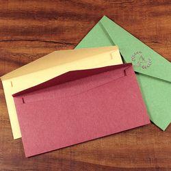 Bronzing Invitation Western-style Envelope Folder Business Invitation 11cm*22cm Creative Love Letter Envelope Office Supplies