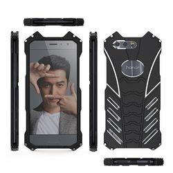 for Huawei Honor 9 Case Luxury Space Aluminium Metal Cases For Huawei Honor 9 Honor9 Mobile Phone Cover Coque 5.15 inch