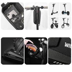 Universal Electric Scooter Head Handle Bag EVA Hard Shell Bag Electric Scooter Bag for Xiaomi M365 ES1 ES2 ES3 ES4 Bicycle bag