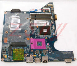 For HP compaq CQ40 laptop motherboard 519098-001 GM45 DDR2 Free Shipping 100% test ok