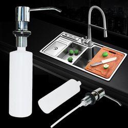 300ml Soap Dispenser Spray Sink Liquid Soap Dispensers Bottle Bathroom Kitchen Sink Hand Wash Soap Kitchen Accessories