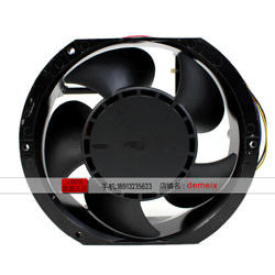 NEW AVC DATA1551B8M 48V 0.98A 17251 4lines high air volume cooling fan
