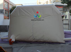 10LX5WX3HM PVC Factory Price Portable Mobile Inflatable Paint Tent for the Car