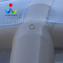 Factory direct Dia 0.8mm PVC Inflatable Transparent Spider Tent For Party and Exhibition