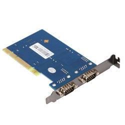 2 ports RS485/422 PCI card Optical isolation Surge protection 1053 chip
