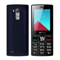 original Phone Quad Band 2.4 inch screen Dual SIM Cards cellphone GSM Bluetooth Flashlight MP3 MP4 FM GPRS with Russian keyboard