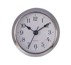 Insert clock clock head 60mm(85) clock parts sliver border Arabic number for carft clock 5pcs/lot Free shipping